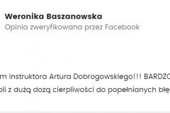 weronika baszanowska