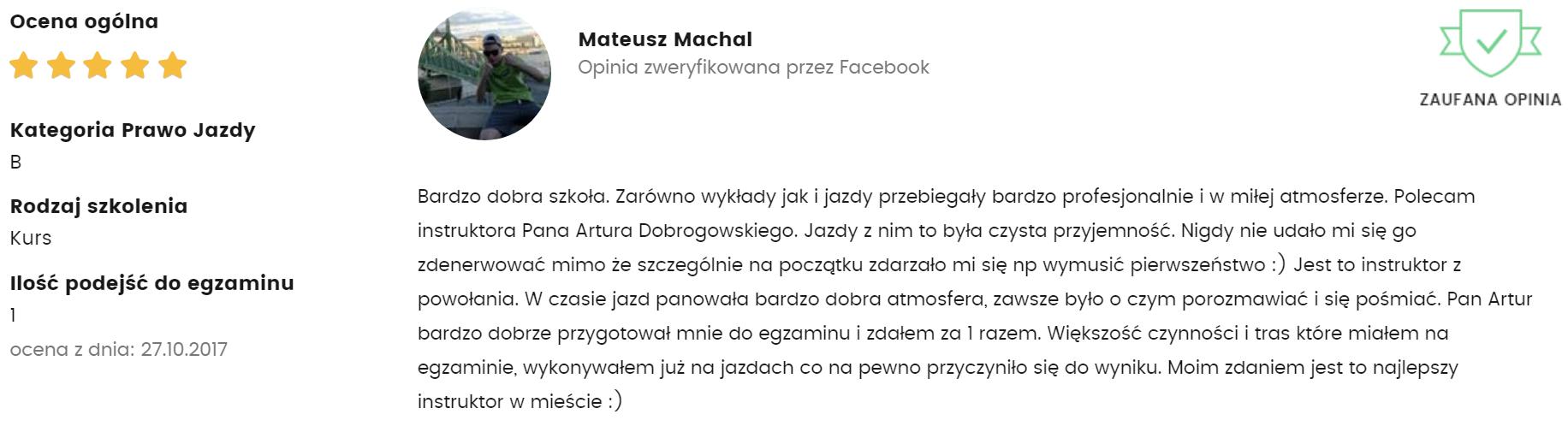 mateusz machal